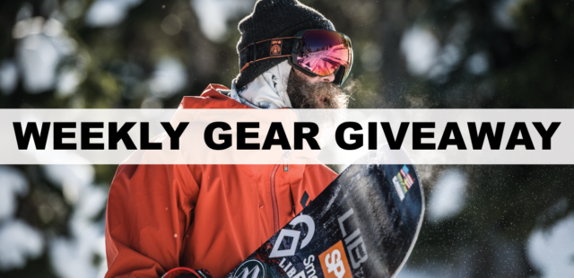 Win the Spy Legacy Goggle; Blister Gear Giveaway