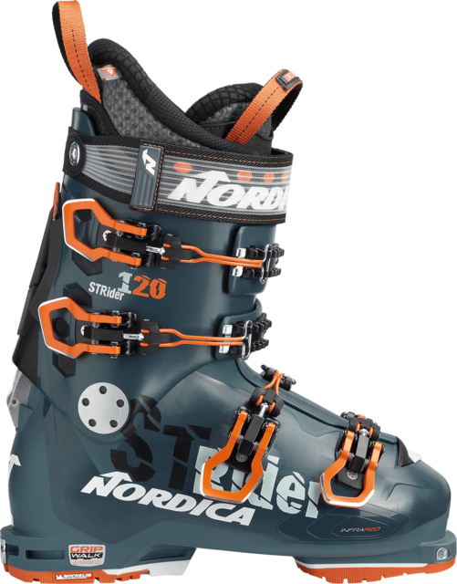 Luke Koppa reviews the Nordica Strider 120 DYN for Blister