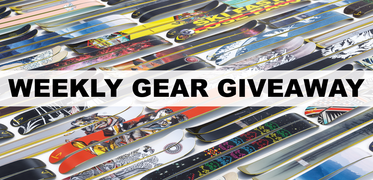 Win any ski you want from J Skis; Blister Gear Giveaway