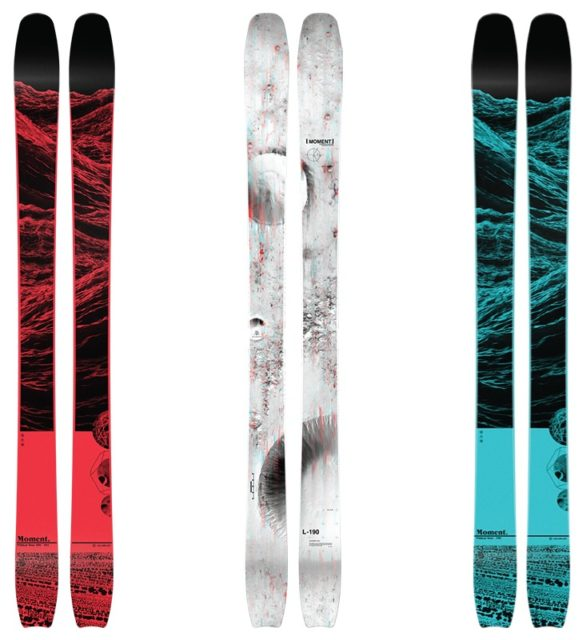 Luke Jacobsen and Jonathan Ellsworth discuss the Moment Skis 2019-2020 Lineup on Blister's GEAR:30 podcast.