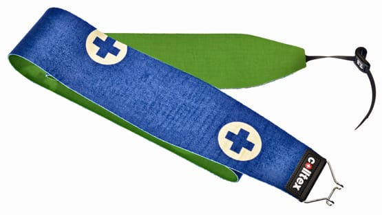 Sam Shaheen reviews the Colltex Clariden Climbing Skins for Blister