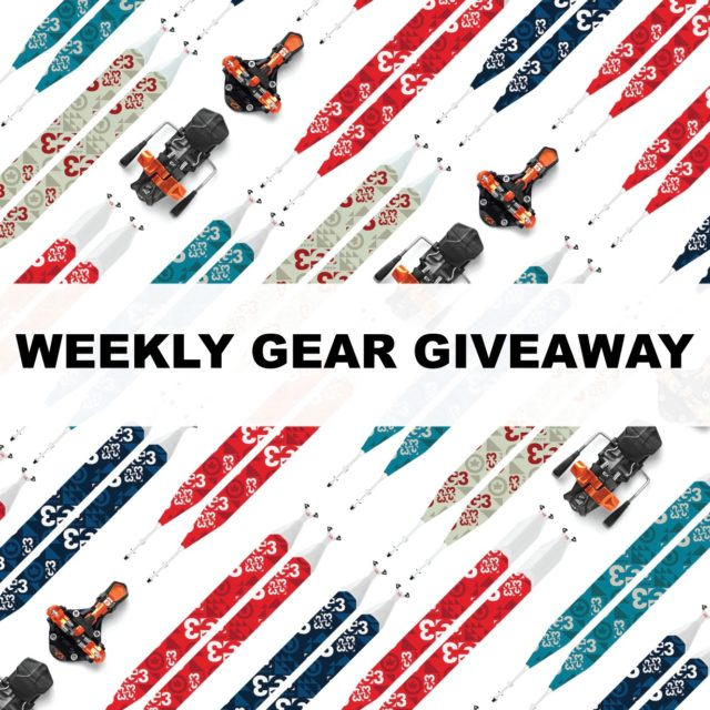 Win the G3 Ion 12 binding and Alpinist+ Climbing Skins; Blister Gear Giveaway