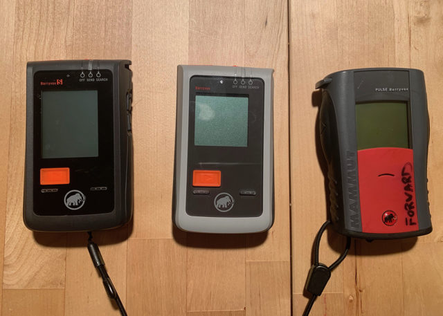 Paul Forward reviews the Mammut Barryvox S Avalanche Beacon for Blister