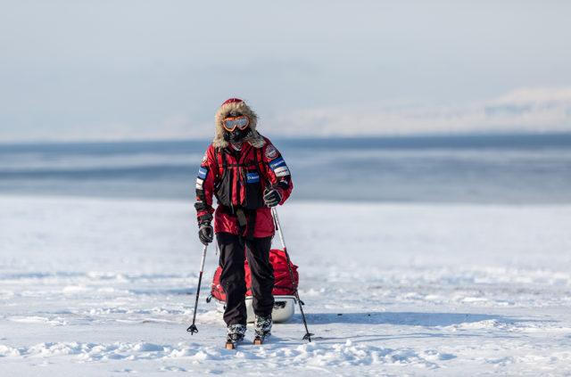Blister Speaker Series 1.2: Eric Larsen, polar adventurer, expedition guide, & educator on the Blister Podcast