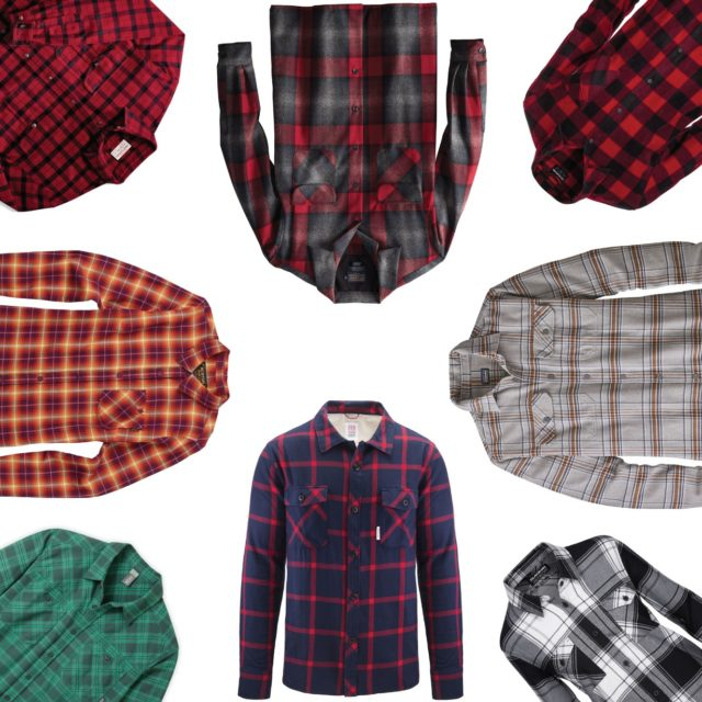 47e9ff06ad0768 Flannel Shirt Roundup — 2019 – BLISTER