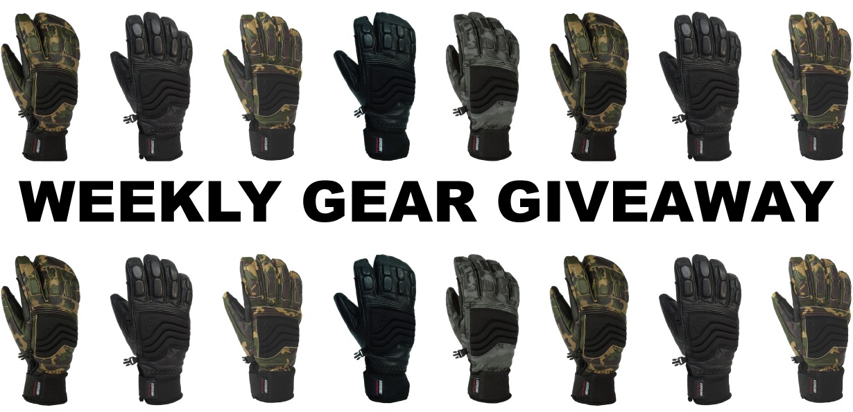 Win Gordini Gloves or Mitts; Blister Gear Giveaway