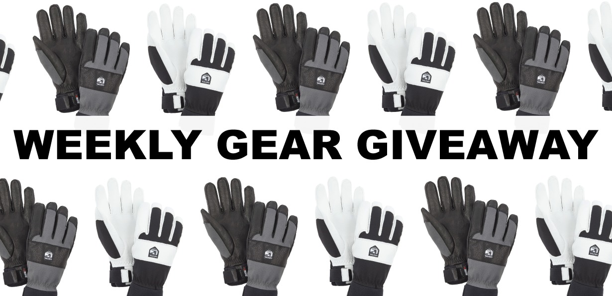 Win Hestra CZone Vernum Gloves; Blister Gear Giveaway