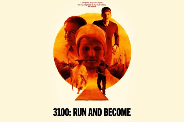 "Jonathan Ellsworth & Brendan Leonard talk to Filmmaker, Sanjay Rawal, about his film ""3100: Run and Become"" on Blister's Off The Couch running podcast"
