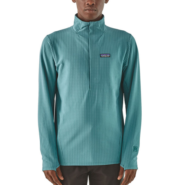 Sam Shaheen reviews the Patagonia R1 TechFace Pullover for Blister