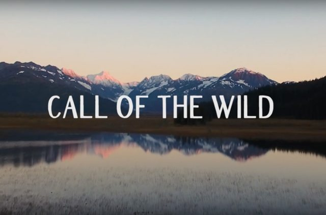 "Eric Larsen's ""Call of the Wild"" Earth Day video on Blister"