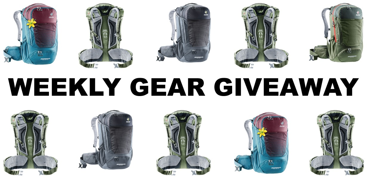 Win a Mountain Bike Pack from Deuter; Blister Gear Giveaway