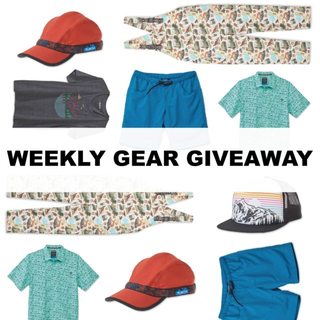 win Kavu apparel; Blister Gear Giveaway