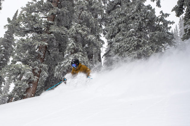 Luke Koppa reviews the Holden M-51 Fishtail 3 Layer Jacket, Crested Butte, CO.