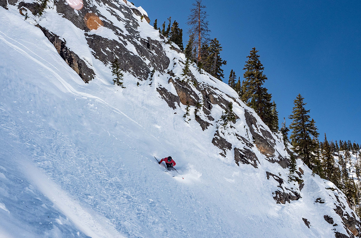Luke Koppa reviews the Romp Skis 100 for Blister