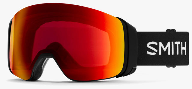 Luke Koppa and Sam Shaheen review the Smith 4D Mag Goggle for Blister