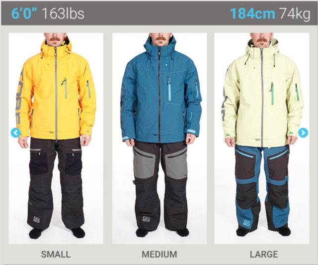 Andrew Forward reviews the Tobe Novo Jacket & Novo Bib for Blister