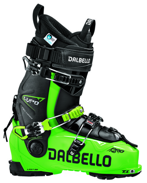 Luke Koppa reviews the Dalbello Lupo Pro HD for Blister
