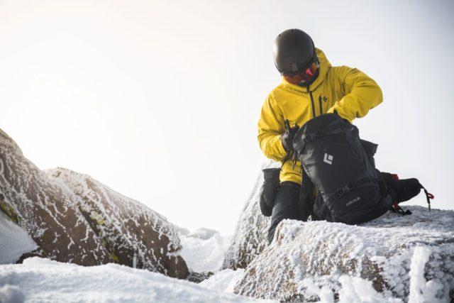 Black Diamond Jetforce Avalanche Airbag; Blister's GEAR:30 Podcast