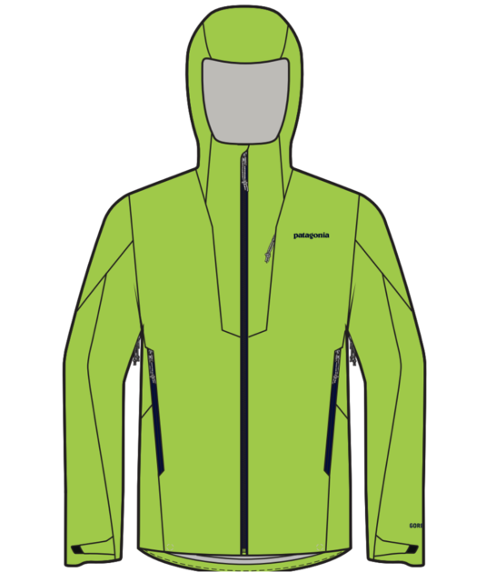 Patagonia Ascensionist Jacket, BLISTER