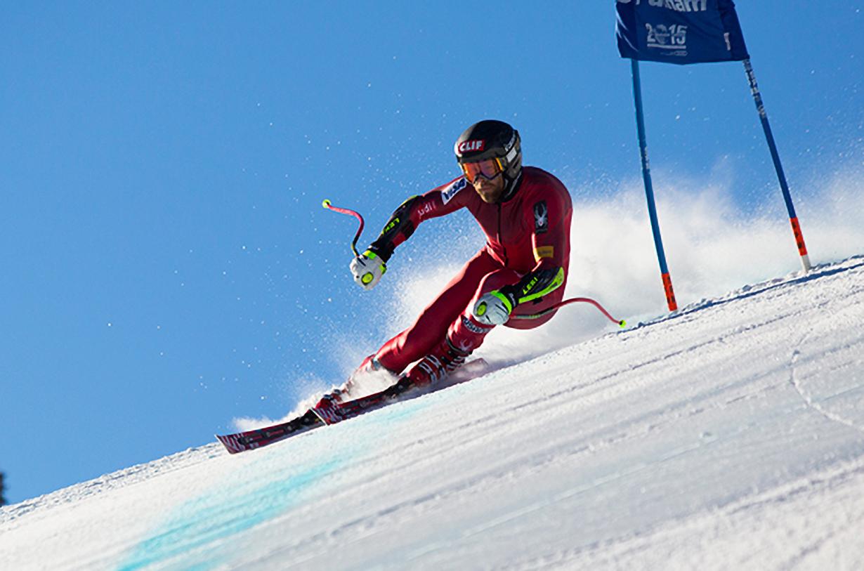 Jonathan Ellsworth talks to ski racer and big-mountain skier, Travis Ganong, on the BLISTER Podcast