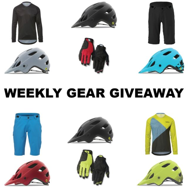 Win a men's or women's mountain bike kit from Giro; Blister Gear Giveaway