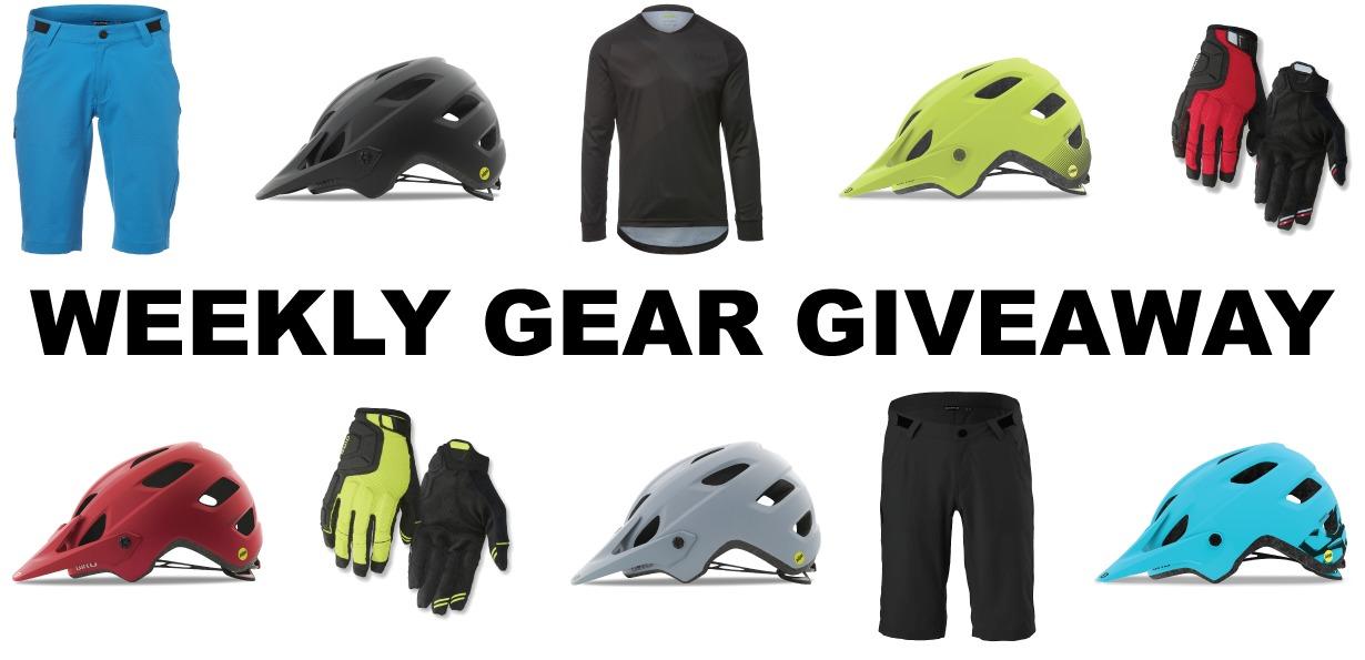 Win a men's or women's mountain bike kit from Giro; Blister Gear Giveaway