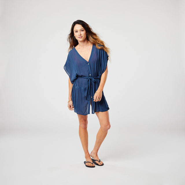 Kristin Sinnott reviews several nursing-friendly women's summer apparel pieces for Blister