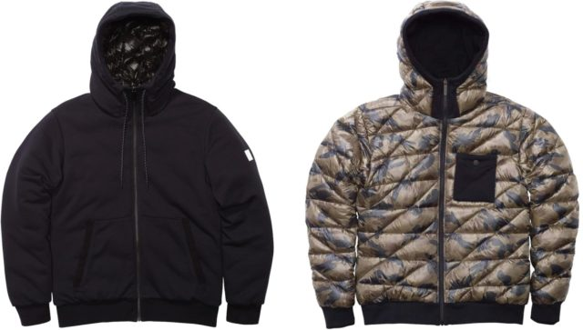 Win Holden's Reversible Down Hoodie; Blister Gear Giveaway