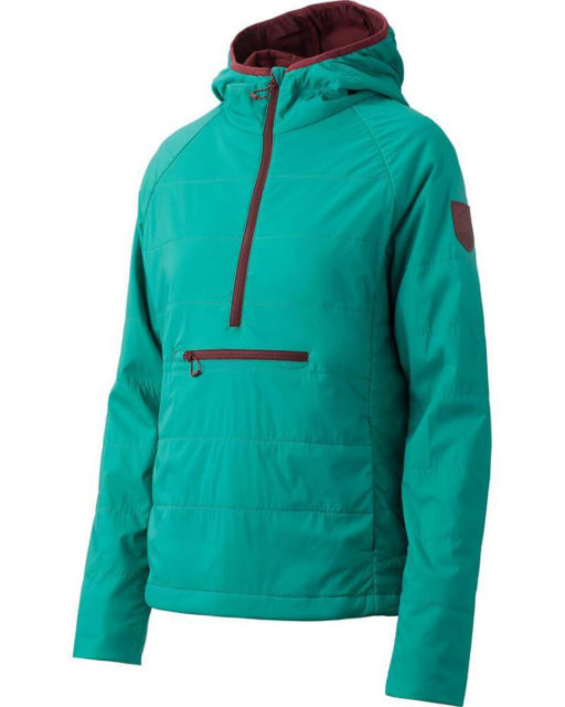 Kristin Sinnott reviews the Strafe Sunnyside Alpha Anorak for Blister