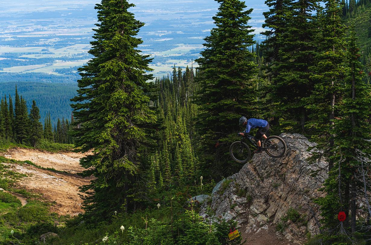 Noah Bodman reviews the Guerrilla Gravity Trail Pistol for Blister