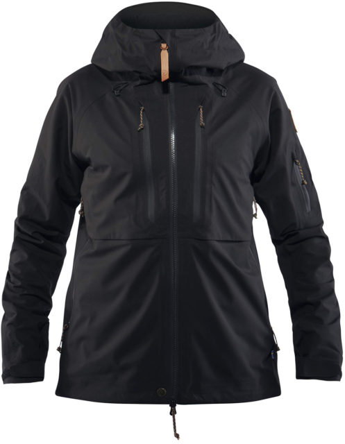 Kristin Sinnott reviews the Fjallraven Keb Eco-Shell Jacket W for Blister