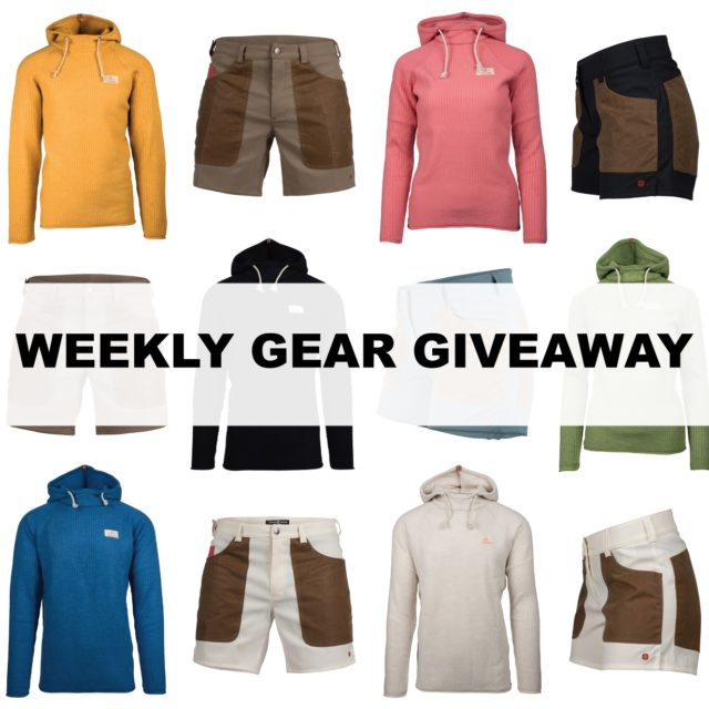 Win apparel from Amundsen; Blister Gear Giveaway