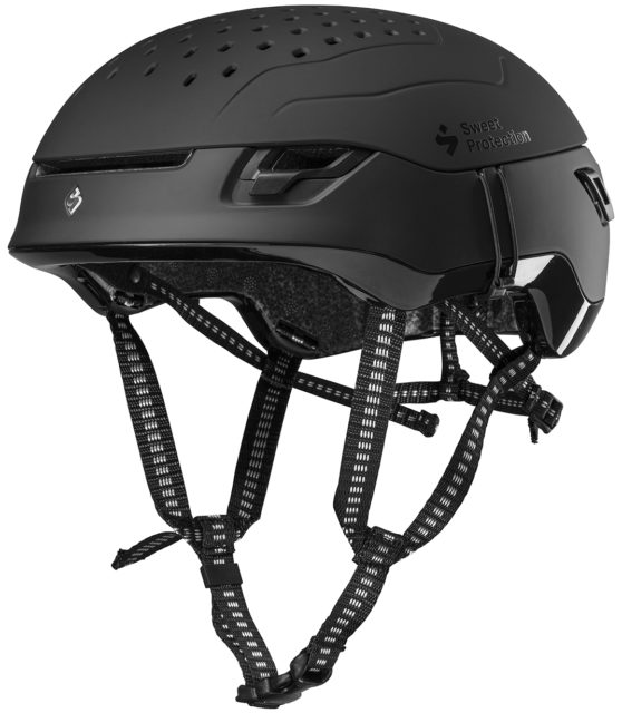 Luke Koppa reviews the Sweet Protection Ascender Helmet for Blister