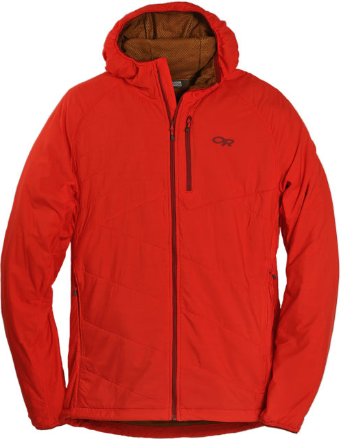 Sam Shaheen reviews the Outdoor Research Refuge Air Hooded Jacket for Blister