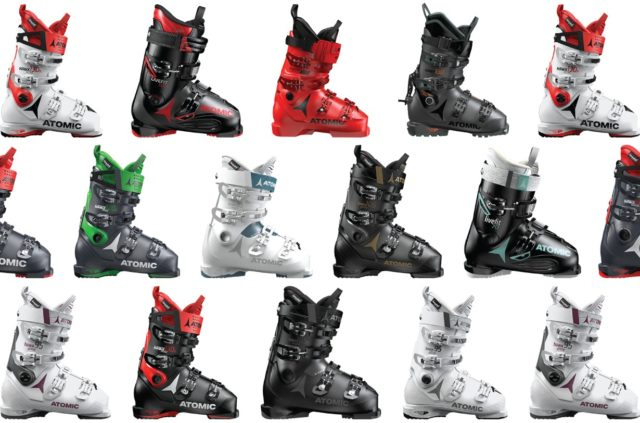 Atomic's global product manager for ski boots, Matt Manser, discusses how ski boots and different ski-boot plastics differ on Blister's GEAR:30 podcast