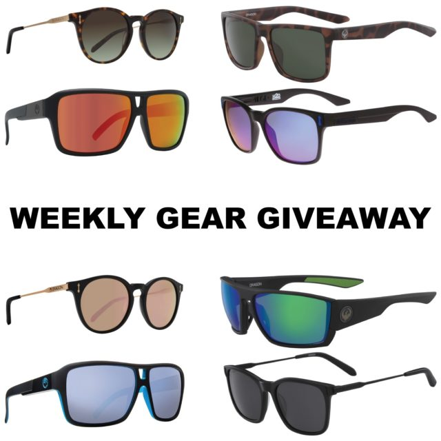 Win Dragon sunglasses; Blister Gear Giveaway