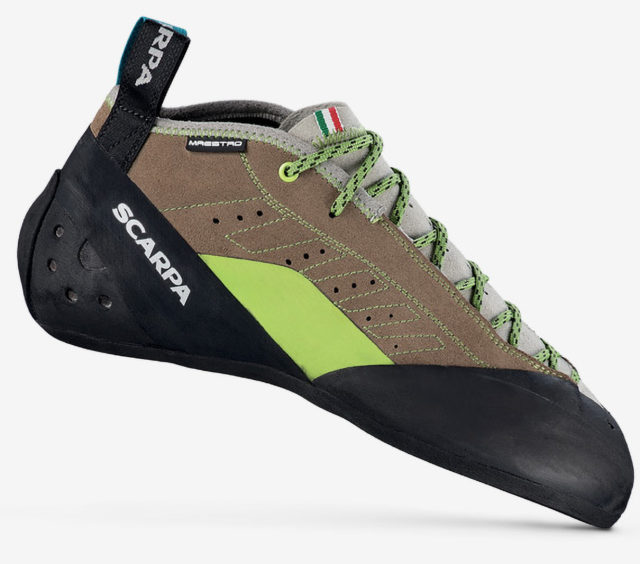 Sam Shaheen reviews the Scarpa Maestro Mid Eco for BLISTER
