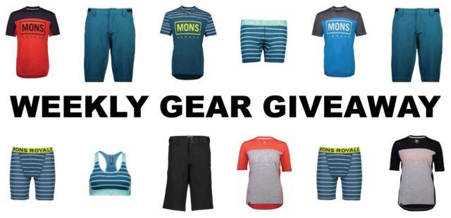 Win a men's or women's Mountain Bike kit from Mons Royale; Blister Gear Giveaway