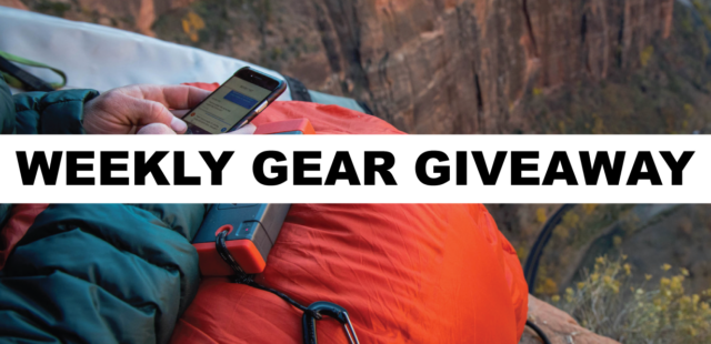 Win a Bivy Stick personal GPS communication device; Blister Gear Giveaway