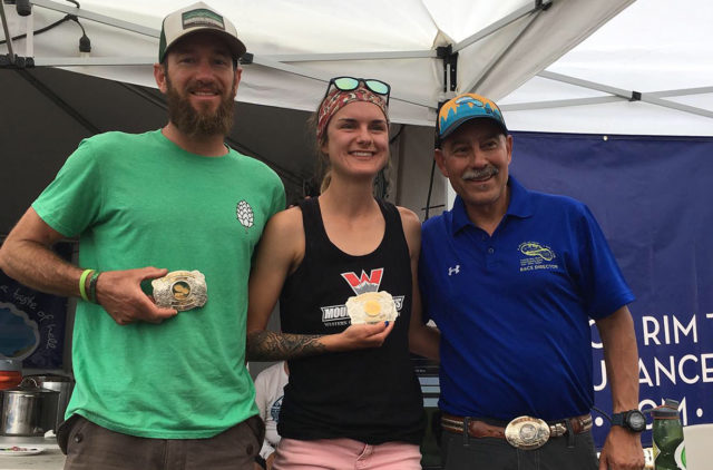 Blister contributing editor, Maddie Hart, talks on the Off The Couch podcast about becoming the youngest winner of the Tahoe Rim Trail 100