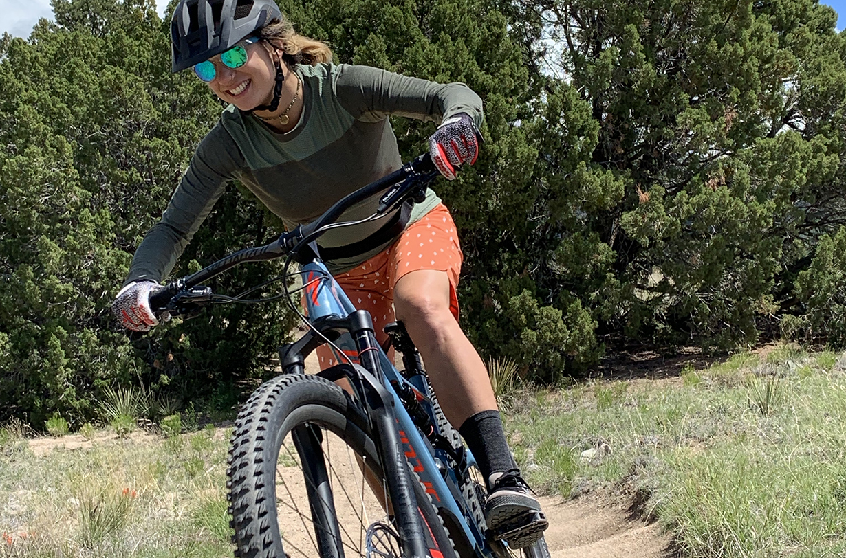 Kara Williard reviews the Wild Rye Freel Short, Marion Chammy, and Sandia Shirt for BLISTER
