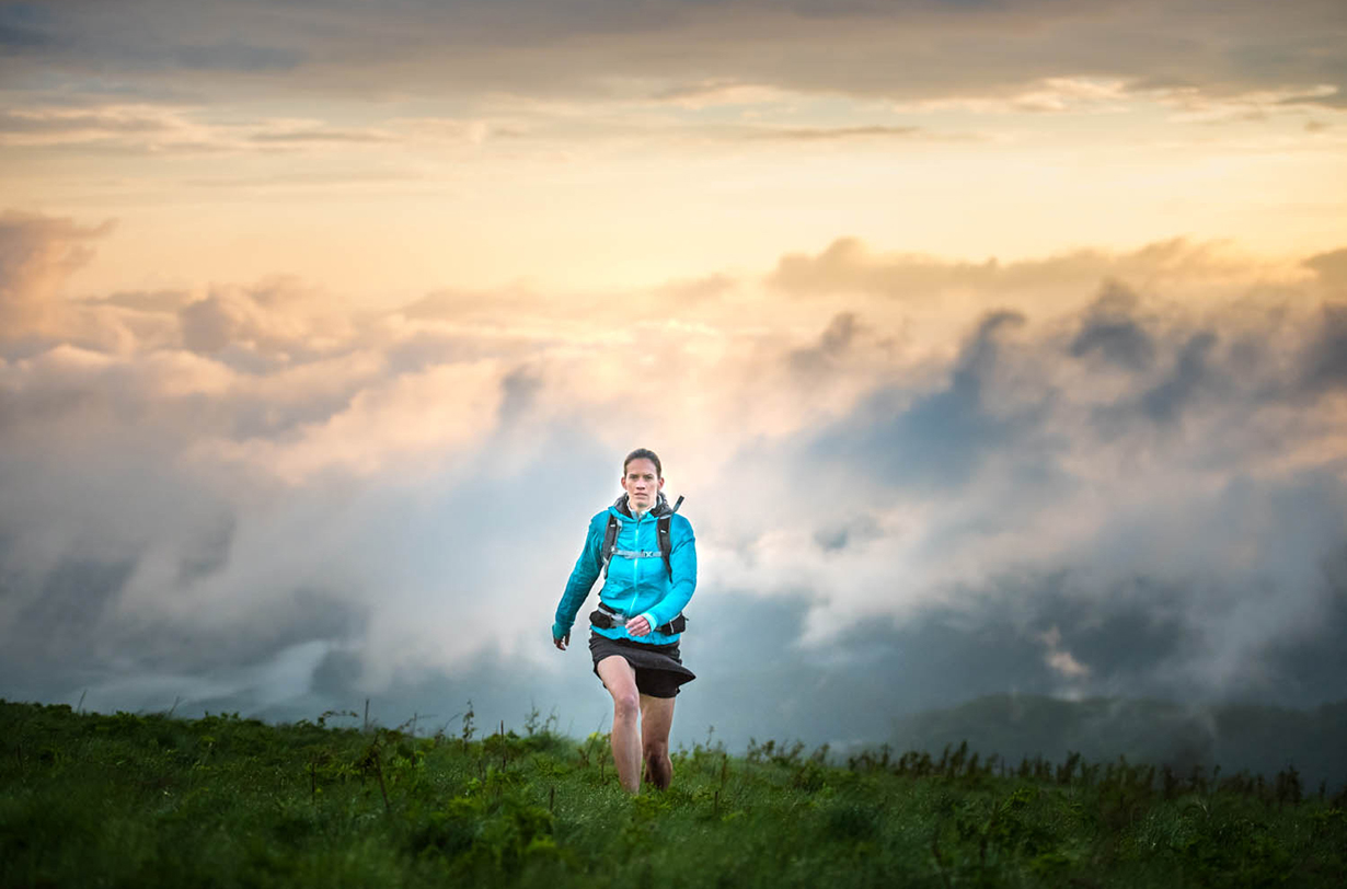 "Jennifer Pharr Davis talks about the differences between hiking and trail running, lessons from her book, ""Pursuit of Endurance,"" and more on Blister's Off The Couch podcast"