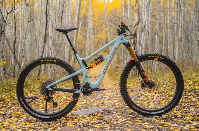 Dylan Wood reviews the Santa Cruz Hightower LT For Blister