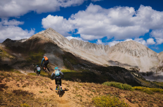 "Dakine's ""High Roller"" video showcases Crested Butte and Gunnison's amazing mountain biking"