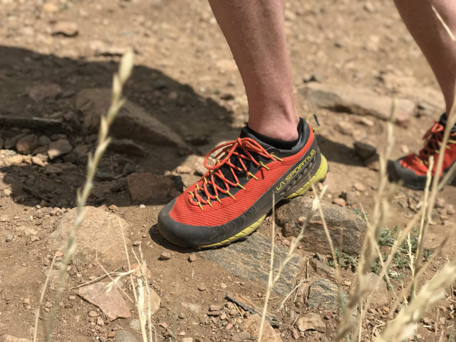 Sam Shaheen reviews the La Sportiva TX3 for Blister