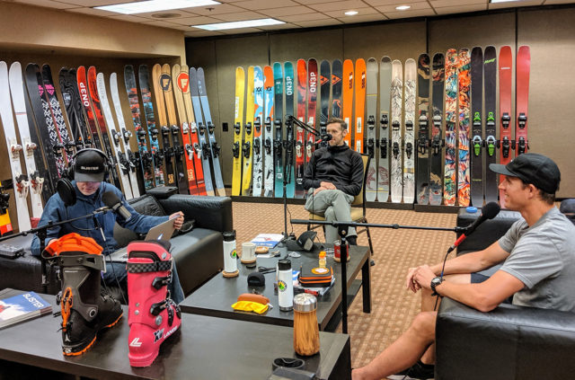 Jonathan Ellsworth talks with Checkerspot's Charlie Dimmler and Matt Sterbenz about the brand's background, goals, and its new ski brand, WNDR Alpine on the Blister Podcast.