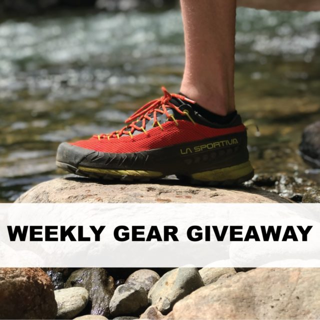 Win La Sportiva's TX3 shoe; Blister Gear Giveaway
