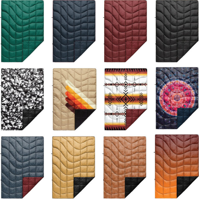 Win a NanoLoft blanket from Rumpl; Blister Gear Giveaway