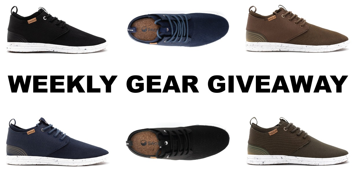 Win Saola's Semnoz men's or women's shoes; Blister Gear Giveaway