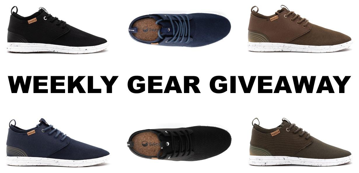 Win Saola's Semnoz men's or women's shoes; Blister Gear Giveaway